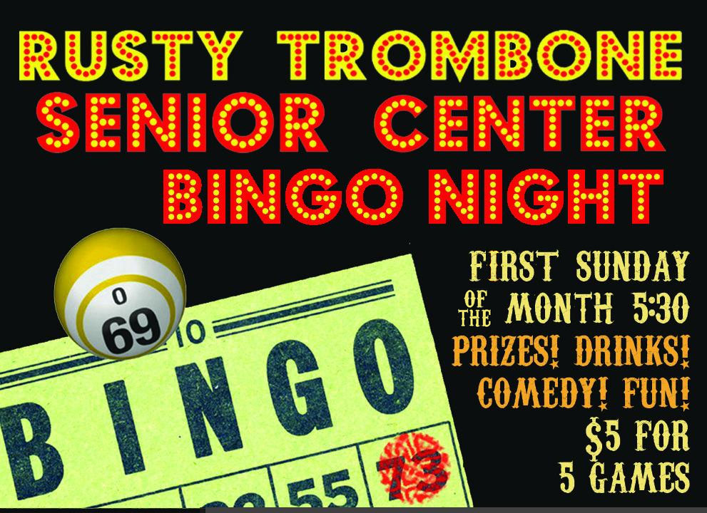 Rusty Trombone Bingo