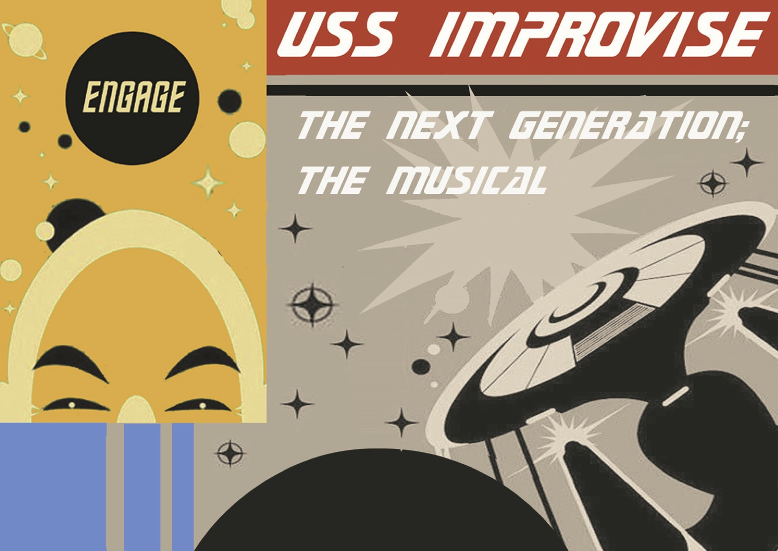 USS Improvise: The Next Generation: The Musical