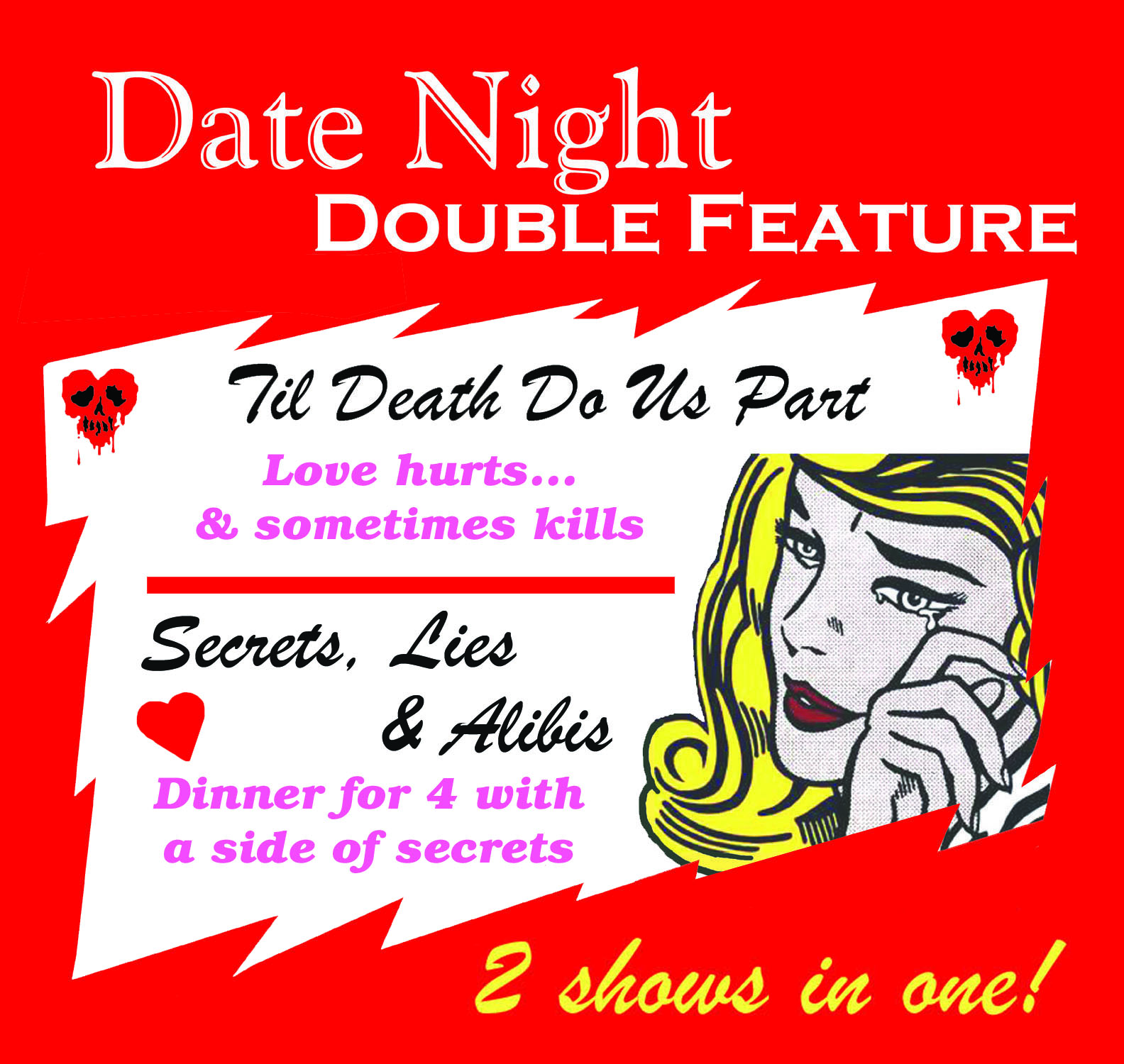Date Night Double Feature