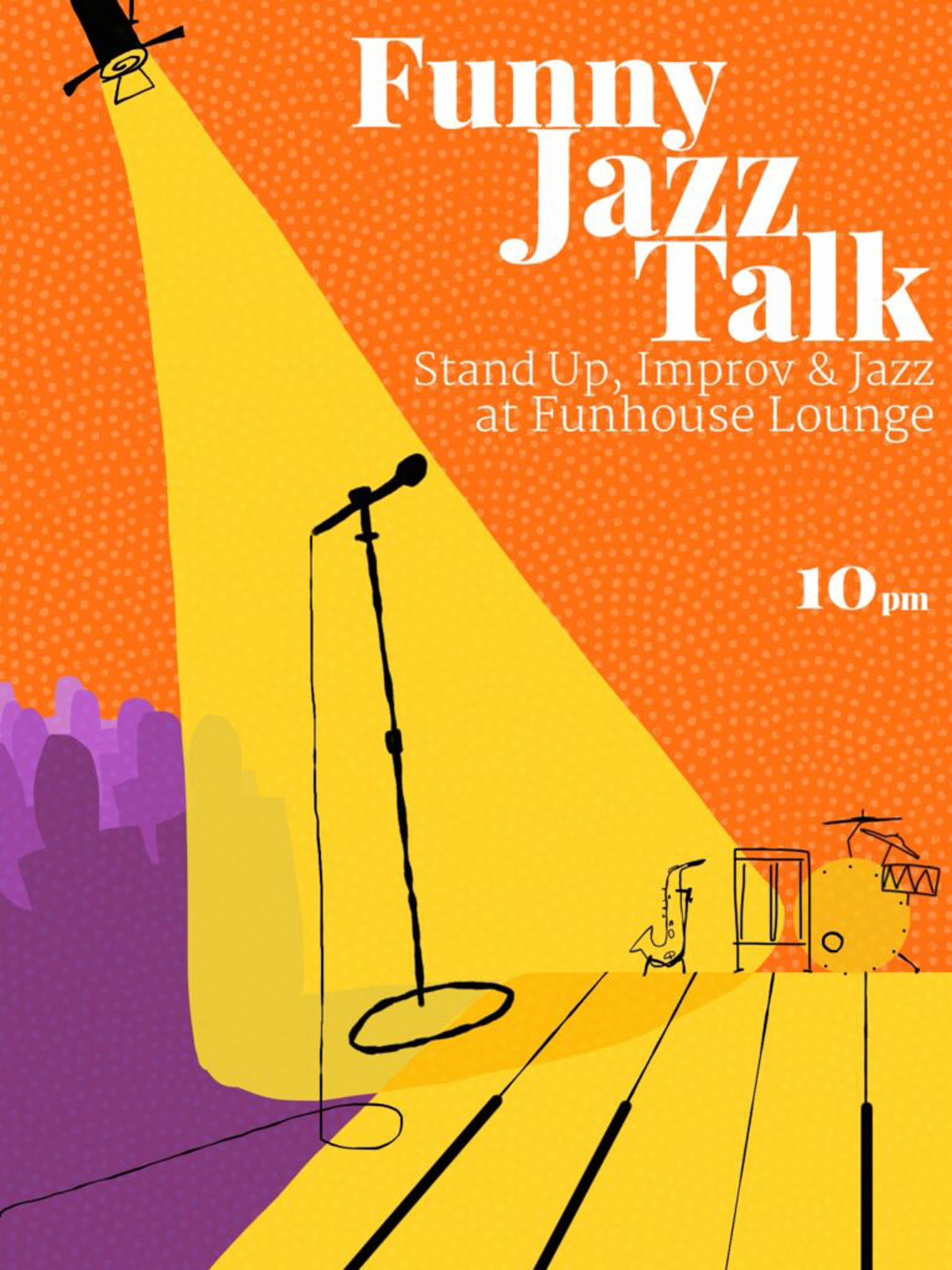 Funny Jazz Talk